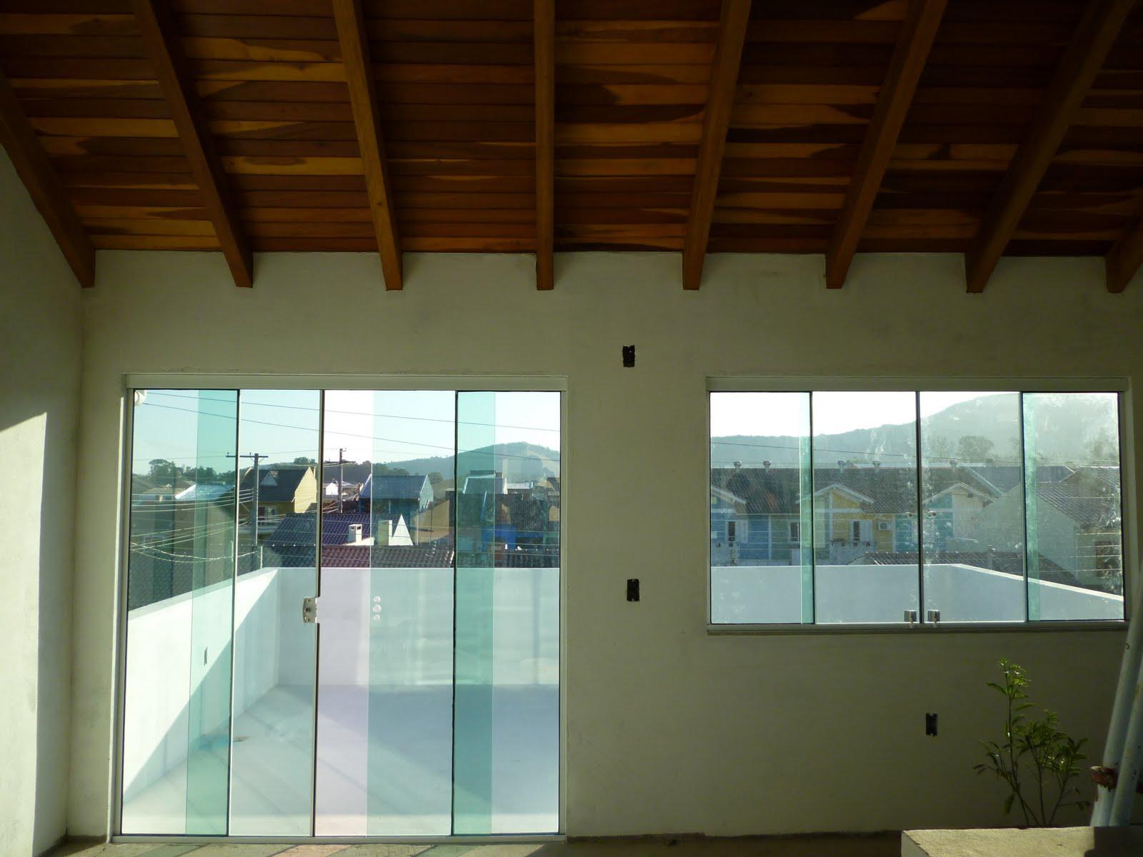 #5A3E10 Obras RB Vidros 1756 Janela De Aluminio Ou Vidro Temperado
